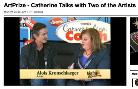 Alois Kronschlaeger Conversation Couch