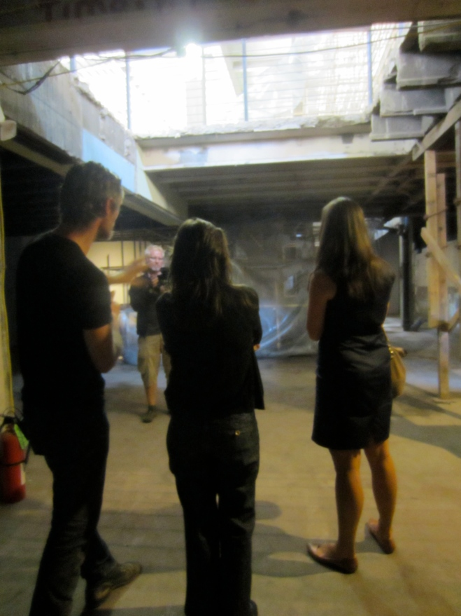 Spire basement
