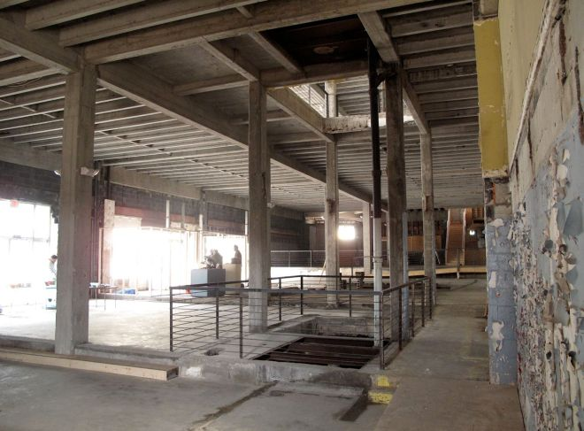 Sitelab first floor