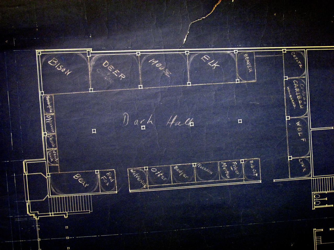 Blueprints process by alois kronschlaeger grand rapids public museum blueprint 01 malvernweather Images