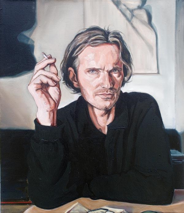Joe Fig Portrait of Alois Kronschlaeger