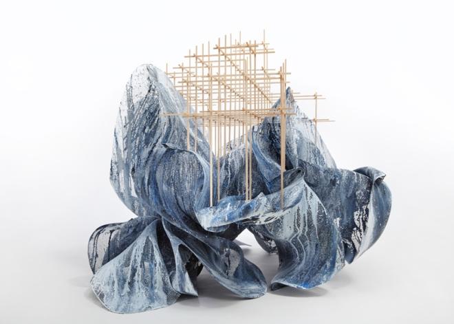 Alois Kronschlaeger BA sculpture. John Muggenborg