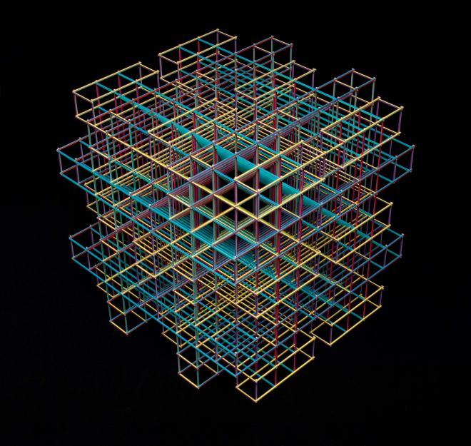 Alois Kronschlaeger Cube Paul Mutino