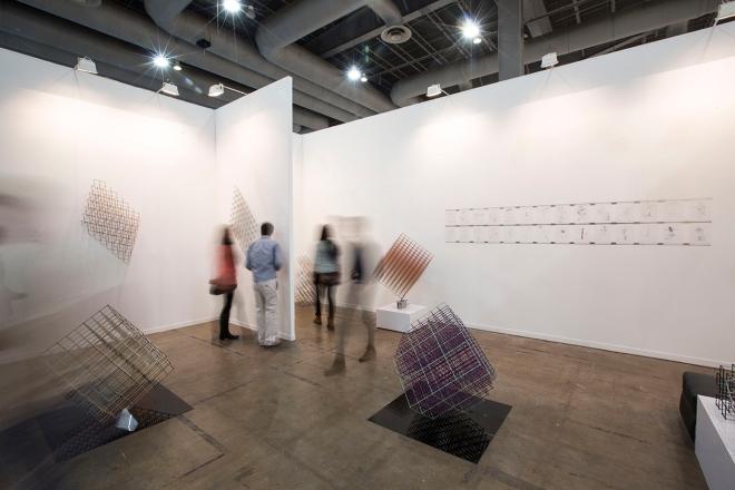Cristin Tierney Gallery at ZONA MACO 2015