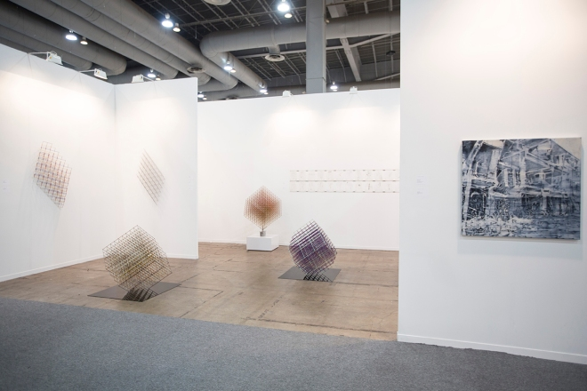 Cristin Tierney Gallery at ZONA MACO